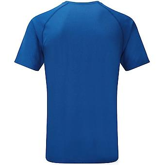 Ronhill Core Short Sleeved T-Shirt - Azurite Blue