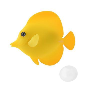 Akvaario keinotekoinen valokala kalasäiliö