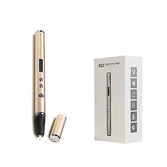 Lihuchen 3d pen rp900a fai da te stampa 3d penna supporto abs / pla filamento 1.75mm regalo di gioco creativo per