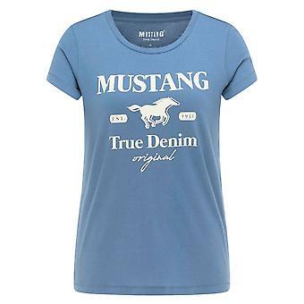 Mustang Shoes Alina C Print 10107335168 universal all year women t-shirt