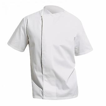 Premier Unisex culinaire Pull-on-koks korte mouwen tuniek (Pack van 2)