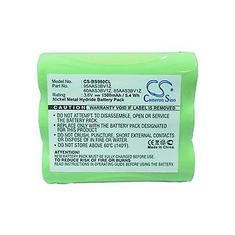 Cameron Sino Bs980Cl Battery Replacement For Bell South Cordless Phone