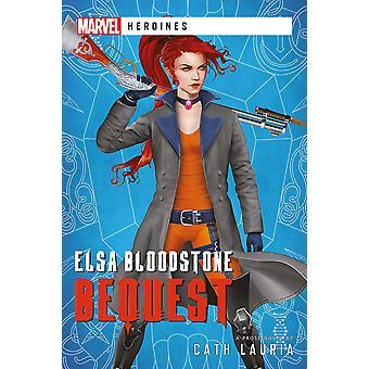 Marvel Heroines - Elsa Bloodstone: Bequest (Paperback, 2021)