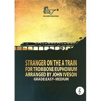 Stranger on the A Train Treble Clef - Iveson (Trombone/Euphonium/Piano)