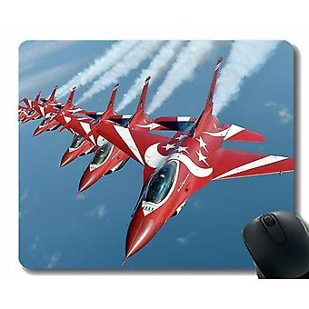 Mouse pads 260x210x3 mouse pad with stitched edge f 16 fighter warplane jet fighter large gaming mat