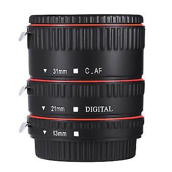 Auto Focus Makro Plastová prodlužovací trubice pro objektiv Canon EF EF - S