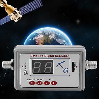 Gsf-9507 Led Screen Dispaly Satellite Finder Universal Tv Signal Finder