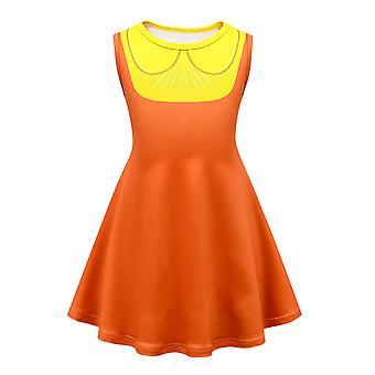 Squid Games 123 Hlzerne Schaufensterpuppe Cos Kleidung Kleider Kinder Cos Kostme