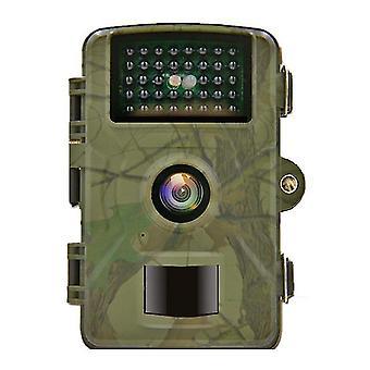 كاميرا الصيد الأشعة تحت الحمراء رؤية ليلية تتبع الكاميرا اللاسلكية Ip66 1080p مراقبة الحياة البرية تتبع الكاميرا