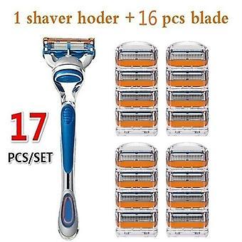 5 Tier Men's Razor Blades Premium Razor Box Facial Care Men's Razor Blades