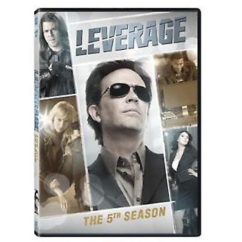 Leverage - Leverage: The Final Season [DVD] USA import