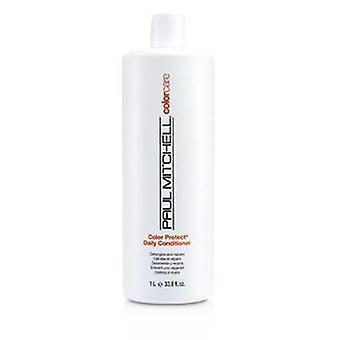 Paul Mitchell Color Care Color Protect Daily Conditioner (detangles And Repairs) - 1000ml/33.8oz