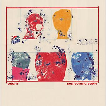 Sun Coming Down by Ought
