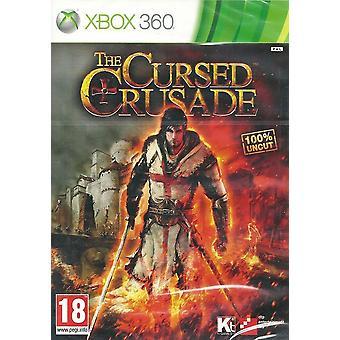 Cursed Crusade Xbox 360 spil