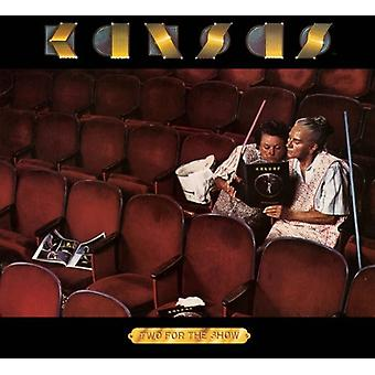 Kansas - twee voor de Show [CD] USA importeren