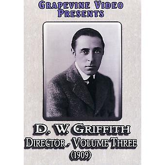 Vol. 3 -d. W. Griffith-directeur [DVD] USA import