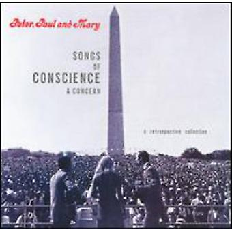 Peter Paul & Mary - Songs of Conscience & Concern [CD] USA import