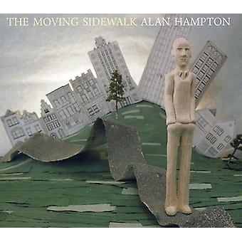 Alan Hampton - Moving Sidewalk [CD] USA import