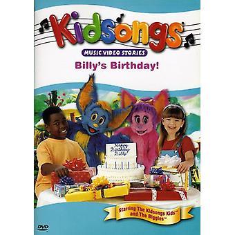 Kidsongs - Billy's Birthday [DVD] USA import