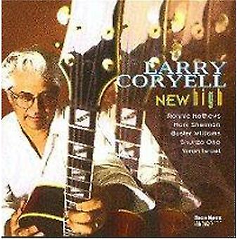 Larry Coryell - importation USA nouveau sommet [CD]