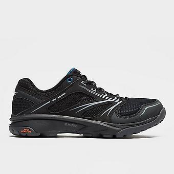 New Hi-Tec Men's Speedlife Breathe Ultra Lightweight Shoes Black