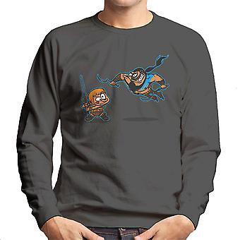 Clash Of The Titans He Man Khal Drogo Game Of Thrones Men's Sweatshirt