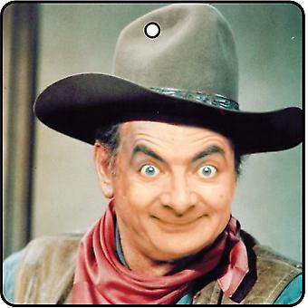 Bean John Wayne Car Air Freshener