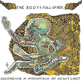 Body & Full of Hell - Ascending a Mountain of Heavy Light [CD] USA import