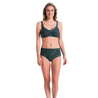 Anita Comfort 5861-415 Women's Ancona Silver Night Grey Floral Non-Wired Comfort Bra