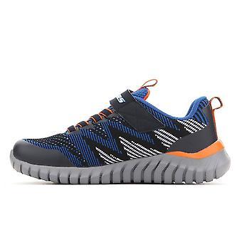 Skechers Spektrix Royal Black 97660LRYBK universal all year kids shoes