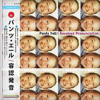 Pants Yell! - Received Pronunciation [Vinyl] USA import