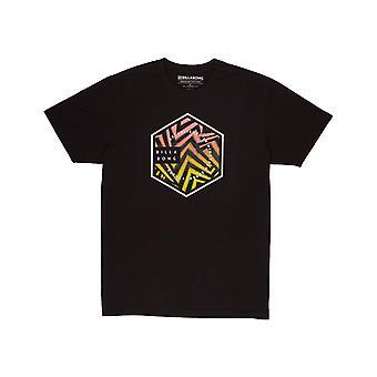 Billabong Six Short Sleeve T-Shirt in Black