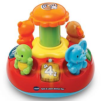 VTech Baby Push i grać, Spinning Top Toy