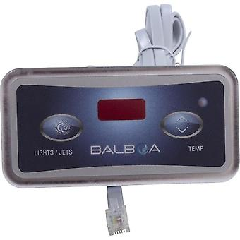 Balboa 51705 Lite Leader 2 Button Topside Control