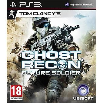 Tom Clancys Ghost Recon Future Soldier (PS3)-fabriken förseglad