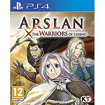 Arslan The Warriors of Legend (PS4) - New