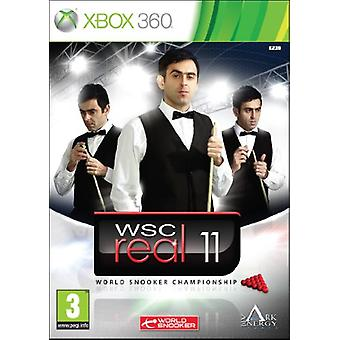 WSC Real 11 (Xbox 360) - New