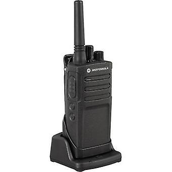 Transceptor handheld de Motorola Solutions XT 420 188218 PMR