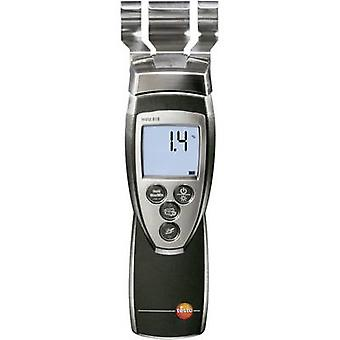 testo 616 Moisture meter Building moisture reading range 0 up to 20 vol % Wood moisture reading range 0 up to 50 vol %