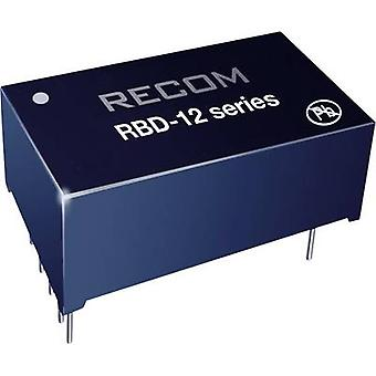 Recom Lighting RBD-12-0.35 LED controller 36 V DC 350 mA