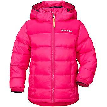 Didriksons Laven Thermal Padded Jacket - Cerise
