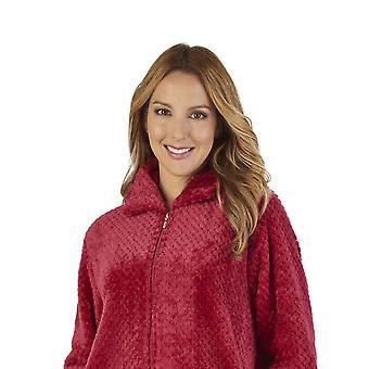 Σεντερέλλα HC2331 γυναίκες ' s βάφλα φανέλα ρόμπα ρούχα για το μπάνιο φόρεμα