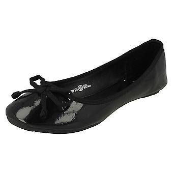 Girls Cutie Flat Ballet Shoe