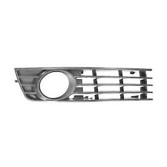 Audi A4 2001-2004 Bumper Grille Right Driver Side (Drivers Side)