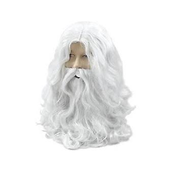 Bnov Wizard Wig & Beard Set