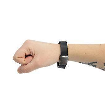 Armband leer LE0578