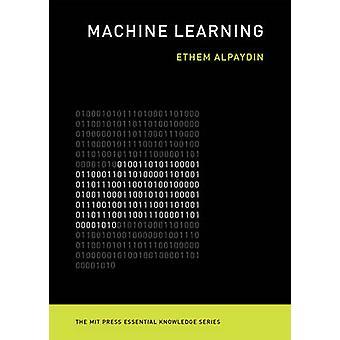 Machine Learning - The New AI by Ethem Alpaydin - 9780262529518 Book