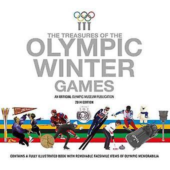 Mennessä Olympiamuseo Foundatio talviolympialaisia aarteita