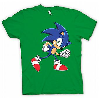 Kids T-shirt - Run Sonic Run - Sonic The Hegehog