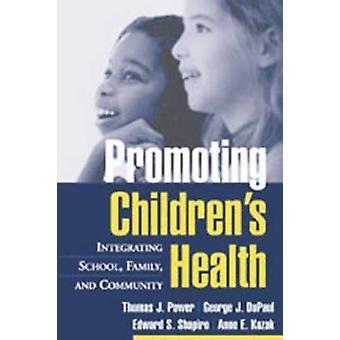Promotion de la santé de l'enfant - école - famille - et Commun de l'intégration